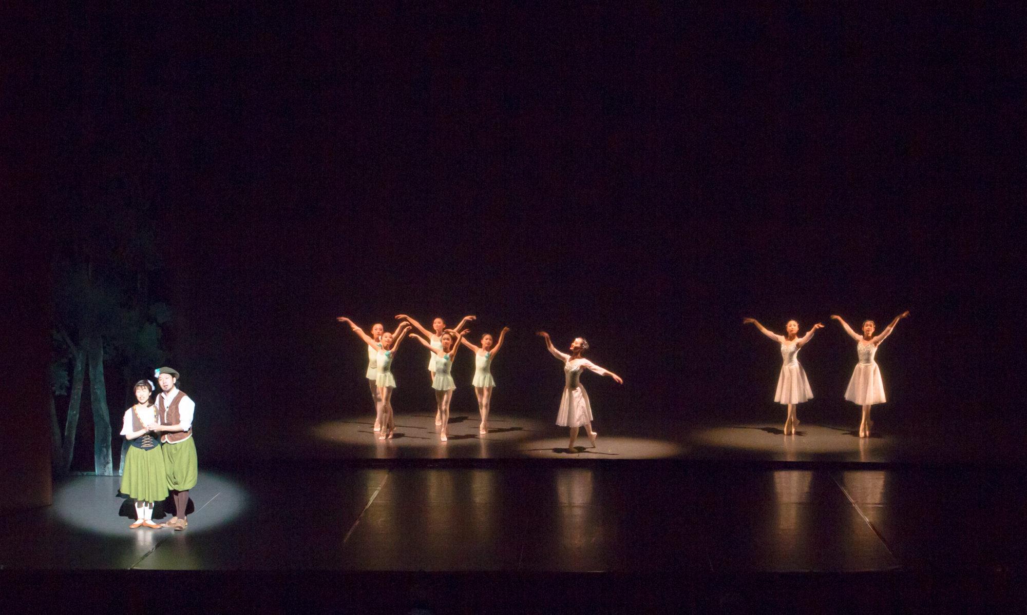 Yoshikawa-ballet